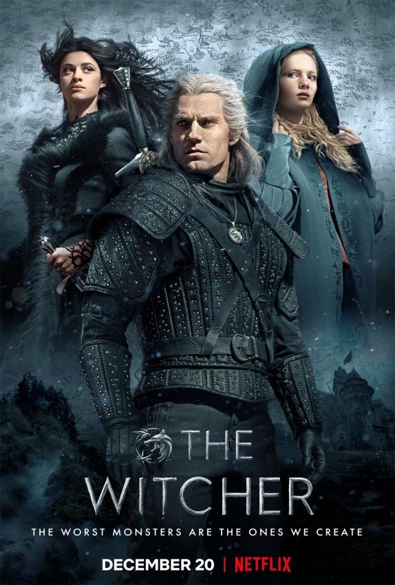 The Witcher Handlung